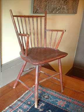 Transitional Windsor Chair